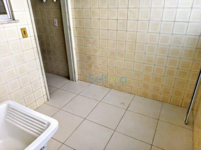 Apartamento com 2 dormitórios para alugar, 64 m² - São Domingos - Niterói/RJ - Foto 14