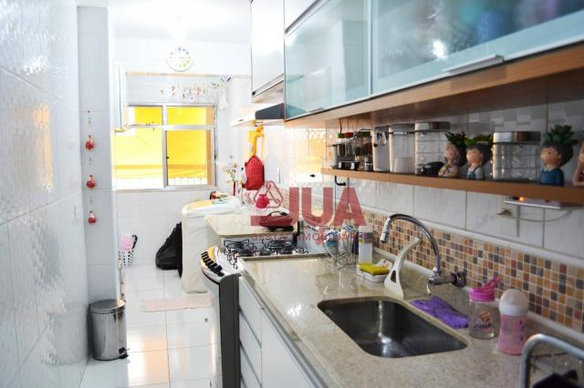 Apartamento com 2 Quarto, Escritório, Sala, Cozinha, Banheiro, Área de Serviço e Garagem à - Foto 8