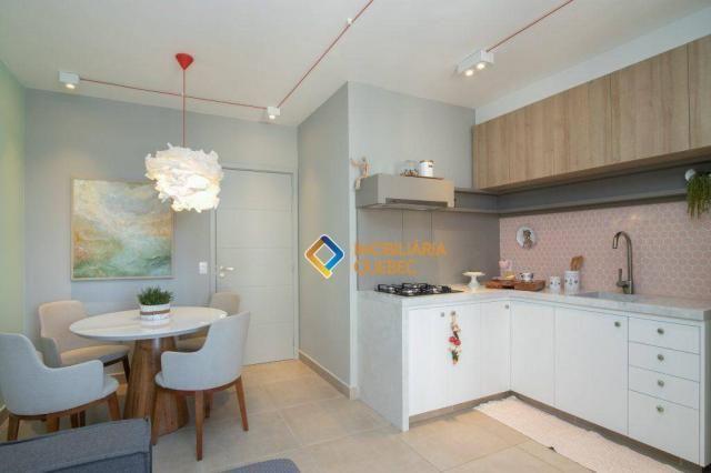 Apartamento com 1 dormitório para alugar, 41 m² por r$ 2.000/mês - ribeirânia - ribeirão p - Foto 12