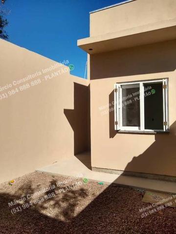 Excelentes Casas 2 Dormitórios 2 Vaga Gravataí Bom Sucesso Documentação Gratuita!! - Foto 11