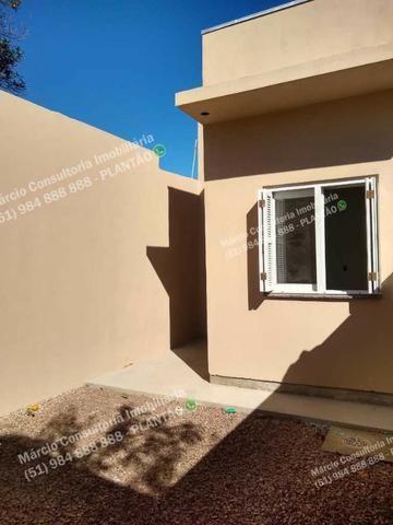 Excelentes Casas 2 Dormitórios 2 Vaga Gravataí Bom Sucesso Documentação Gratuita!! - Foto 10