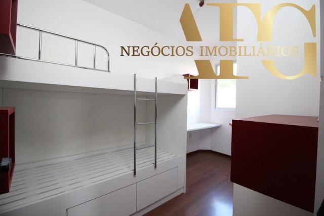 Apartamento com 3 dormitórios 1 suíte com elevador e sacada, próximo ao trevo de Barreiros - Foto 11