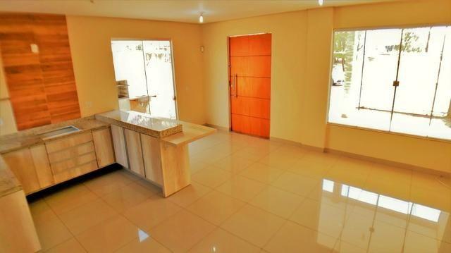 Sobrado 3 Quartos, 112 m² c/ churrasqueira na 507 Sul