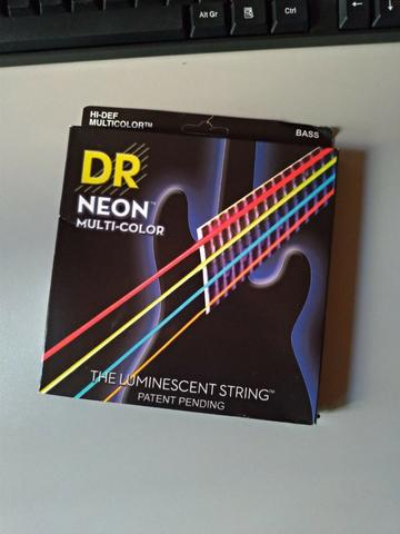 Cordas Neon Dr String - Foto 2