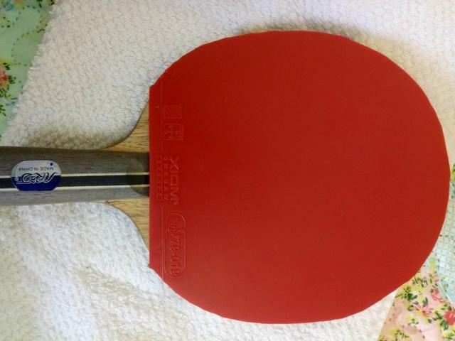 Raquete completa tênis de mesa classineta chinesa - Foto 2
