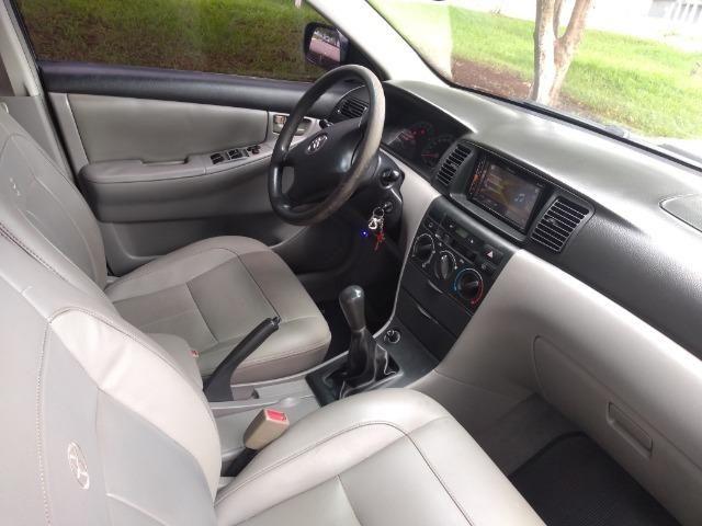 Vendo Corolla versão filder 2007 /07 ( carro extra) - Foto 2