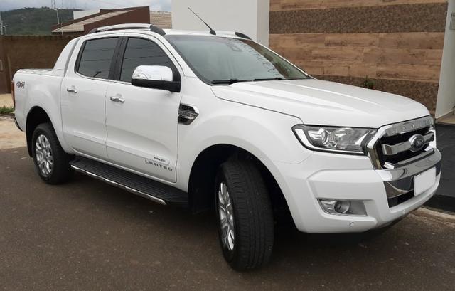 Ranger Limited 3.2 Diesel 4x4 - 2018/2019 - Muito Nova - IPVA 2020 PAGO