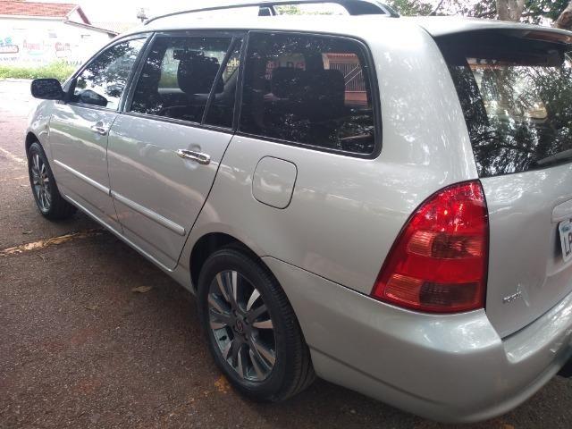 Vendo Corolla versão filder 2007 /07 ( carro extra) - Foto 5