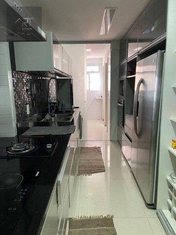 DF - Lindo 4 quartos com 2 suítes, lazer na cobertura em Itapuã! - Foto 12