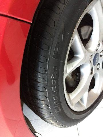 Ford Focus Hatch 2.0 Autom. Titanium Top Completo + Gnv 5 Geração - 2016 - Foto 7