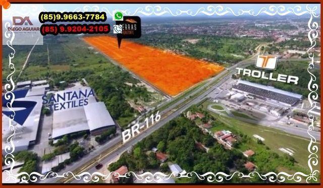 """Loteamento em Horizonte pronto para Construção R$ 169,70@"""" - Foto 2"""