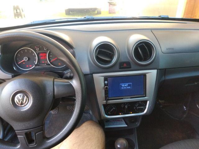 VW Voyage 1.6 2013/2014 - Prata - Foto 7