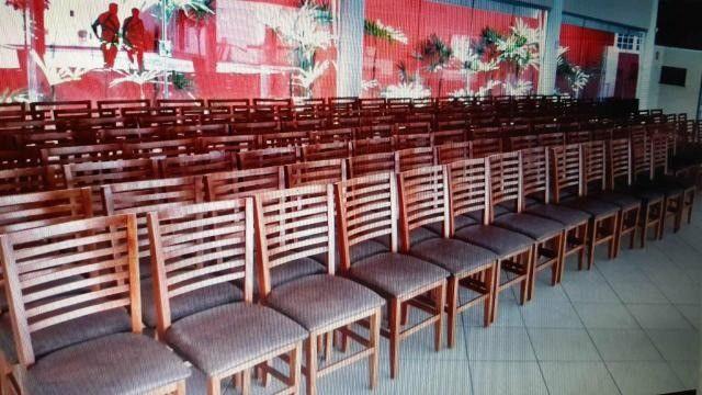 Mesas e cadeiras para Bares e Restaurantes *aceitamos cartão bndes - Foto 3