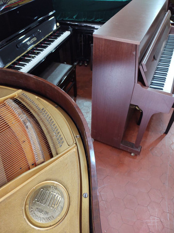 Piano de cauda  - Foto 3