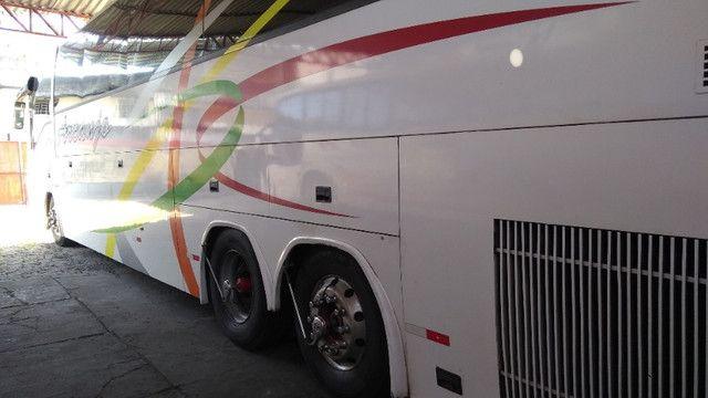 Vendo Ônibus irizar 2000/2000 46 lugares skania 124 ar condicionado executivo - Foto 7