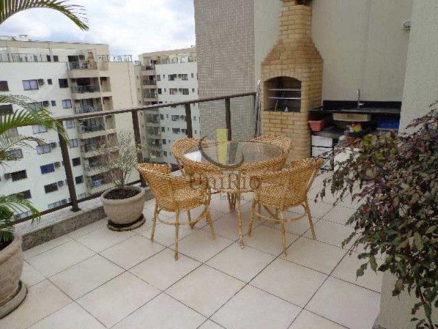 Cod: FRCO30031 - Cobertura 164 m², 3 quartos, 1 suíte, Freedom - Freguesia - RJ - Foto 15