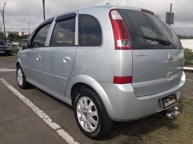 Chevrolet meriva maxx 1.8 *completo*lindo carro - Foto 6