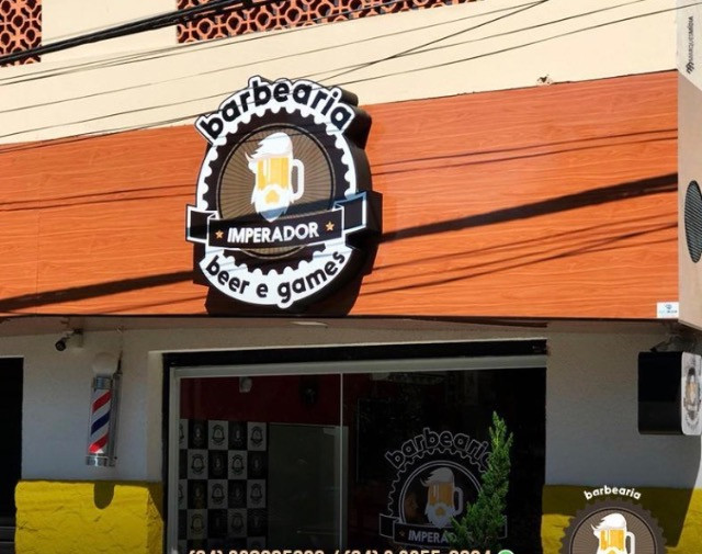 Passo barbearia (barbershop) montado - Foto 3