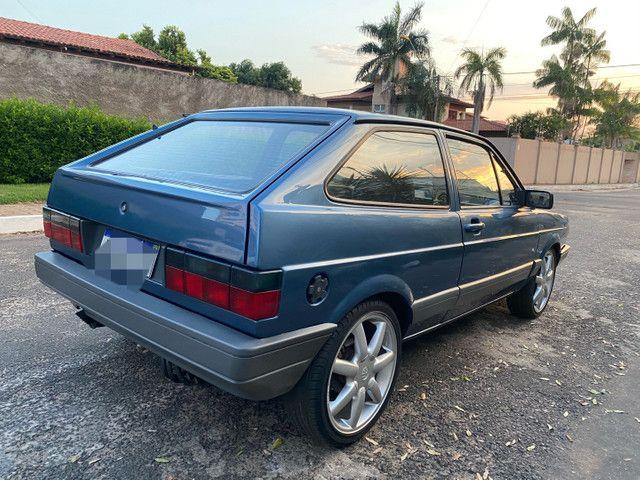 Gol CL 1993 1.8 Motor Turbo - Foto 2