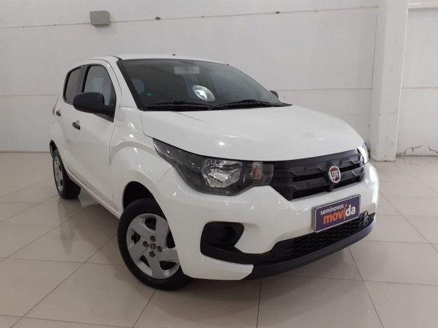 Fiat Mobi 2020 1.0 Completo + Ipva 2020 Grátis - Foto 2