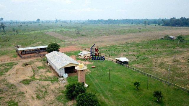Fazenda à venda, por R$ 25.000.000 - Zona Rural - Itapuã do Oeste/RO - Foto 11