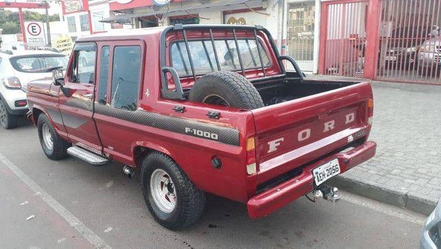 Ford/f1000/1983/ não faz financiamento - Foto 6