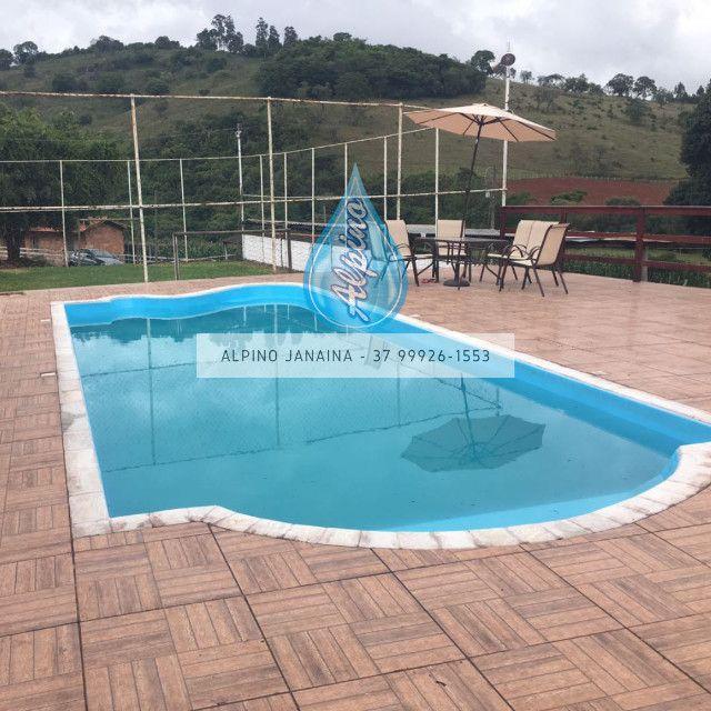 JA Piscina em oferta 10 metros com 15 anos de garantia - Foto 3