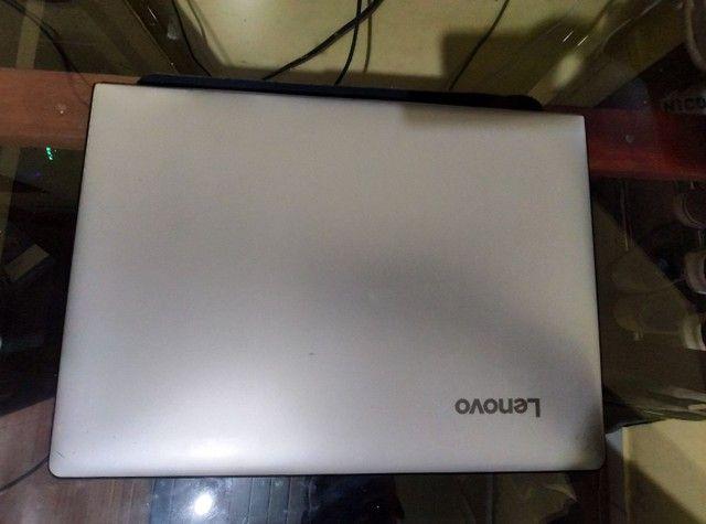 Notebook Lenovo IdeaPad 310 i7 6°, 8Gb, SSD - Foto 3
