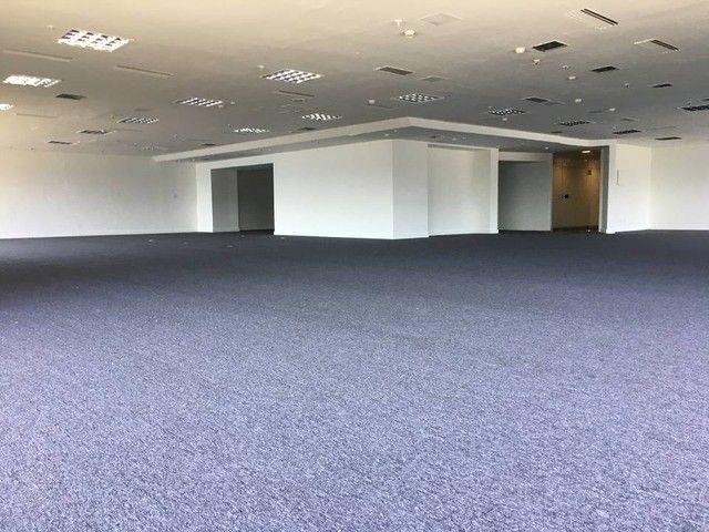 Sala/Conjunto para aluguel com 704 metros quadrados em Botafogo - Rio de Janeiro - RJ - Foto 2