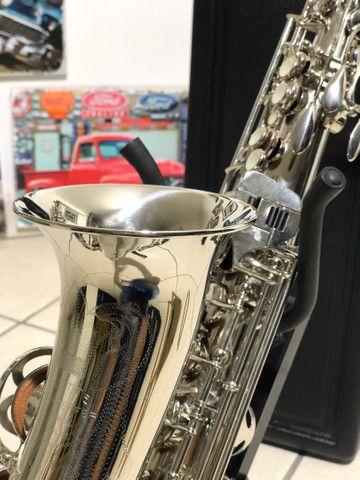 Sax Alto Evette Schaeffer Made in Paris France - Foto 2