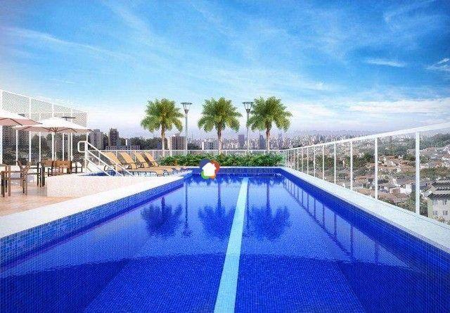 Apartamento com 3 dormitórios à venda, 125 m² por R$ 910.000,00 - Setor Marista - Goiânia/ - Foto 8