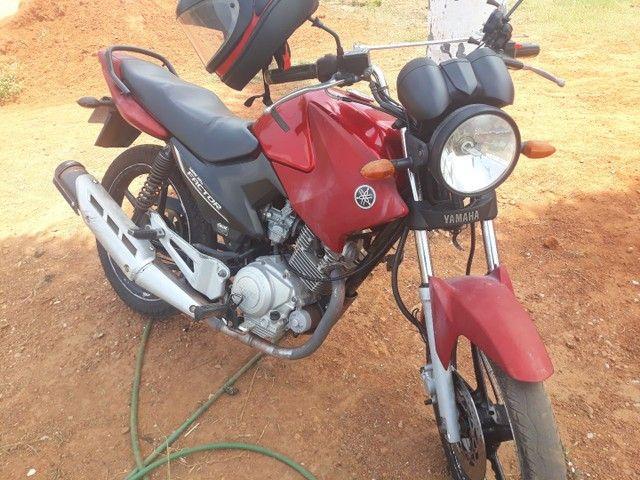 Vendo moto Yamaha facto 125,  2011, documentos em dias - Foto 3