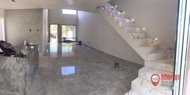 Casa com 3 dormitórios à venda, 155 m² por R$ 750.000,00 - Condomínio Trilhas Do Sol - Lag - Foto 9