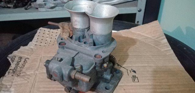 Carburador 3e, h30 34 BLFA, miniprogressivo. Coletor chevette, mufla - Foto 14