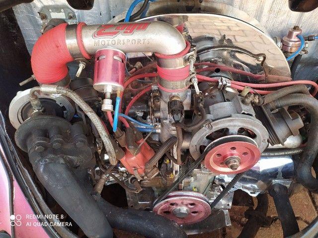 Fusca 1979. Turbo. Máquina - Foto 17