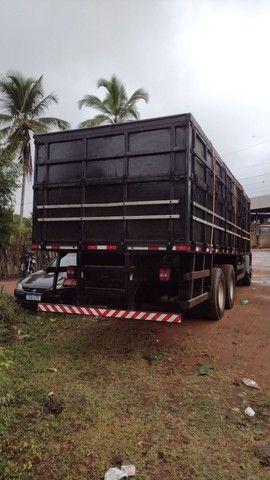 Vendo caminhão 15180 truck 6 marchas reduzido diferencial rocuel - Foto 4