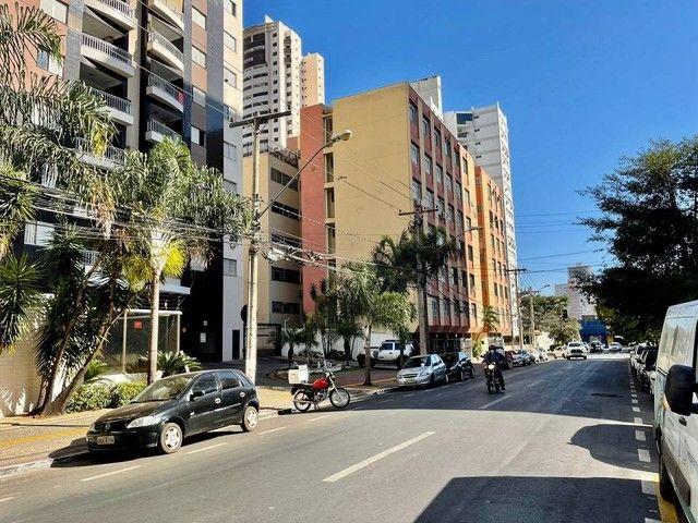 Apartamento para venda tem 111 metros quadrados com 3 quartos em Setor Oeste na rua 9- Goi