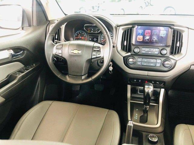 S10 2018/2019 2.5 LTZ 4X4 CD 16V FLEX 4P AUTOMÁTICO - Foto 8