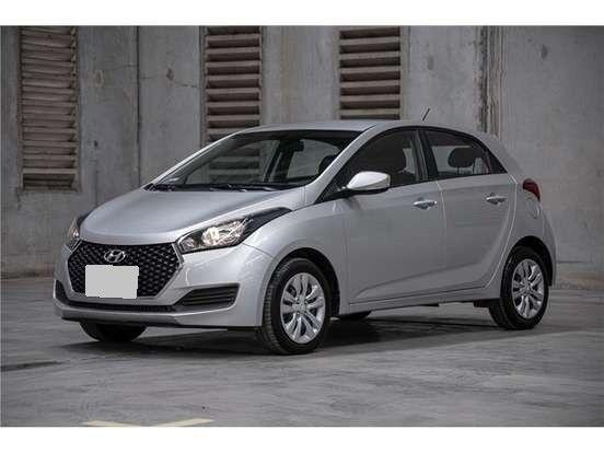 Carta de crédito - Hyundai HB20 1.0 Comfort Plus 2019 FLEX - Entrada R$16.000,00