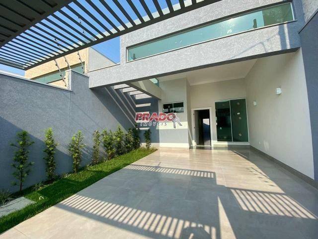 Casa nova com 3 dormitórios à venda, 105 m² por R$ 480.000 - Jd Alto Da Boa Vista - Maring