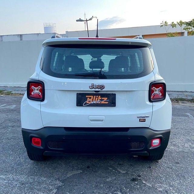 JEEP RENEGADE 2019 / 2019 AUTOMATICO 1.8 FLEX LONGITUDE 4x2 IMPECAVEL DA BLITZ CAR  - Foto 6