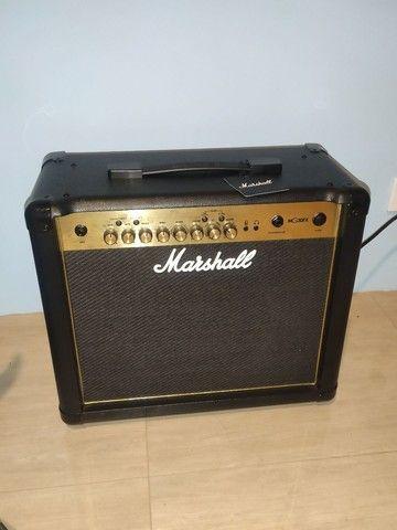Amplificador Marshall MG30FX para guitarra
