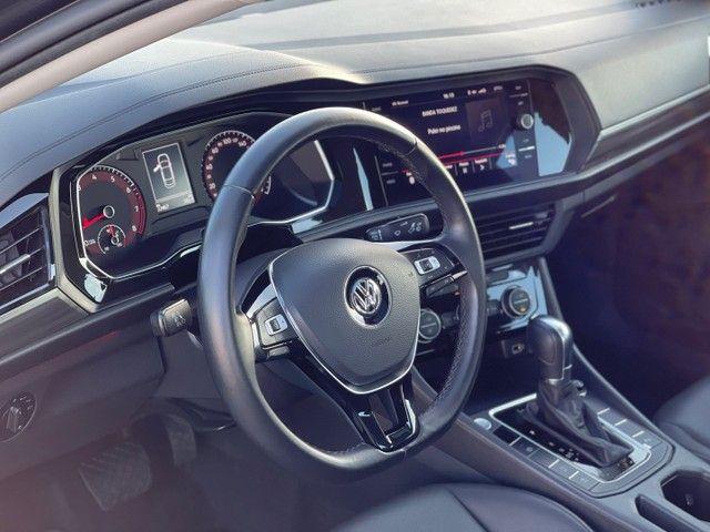 VW JETTA COMFORTLINE 250  1.4 TSI COM TETO SOLAR FLEX AUTOMÁTICO 18/19 - JPCAR  - Foto 10