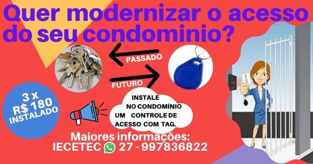 Serviço de instalação de equipamento elétrico e automação residêncial. - Foto 3