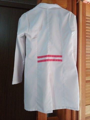 Jaleco branco - Foto 2