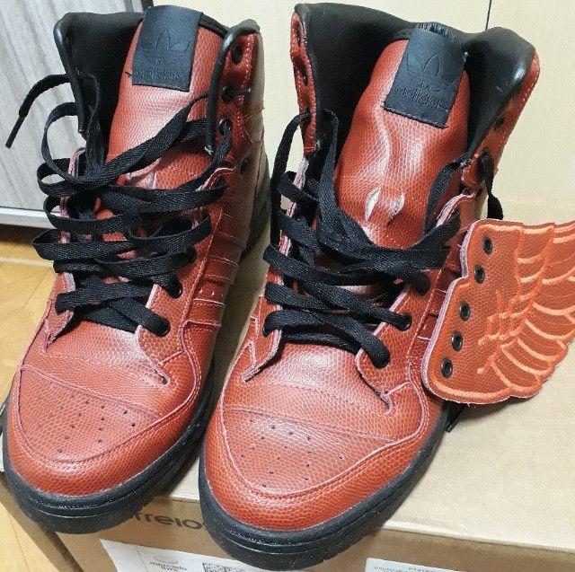 Adidas Js Basketball Wings 41 - 42 - Foto 5