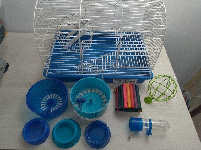 Gaiola Hamster - Foto 2