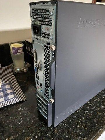 computador lenovo-core i3 de 3.2ghz-potente-ideal home office-garantia - Foto 3