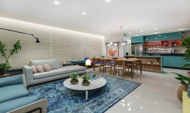 Apartamento com 3 dormitórios à venda, 125 m² por R$ 910.000,00 - Setor Marista - Goiânia/ - Foto 10