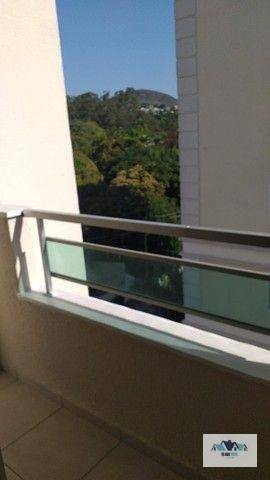 Excelente Apartamento com 3 Quartos , 1 Suite c/ Varanda   para alugar, 76 m² por R$ 1.600 - Foto 2